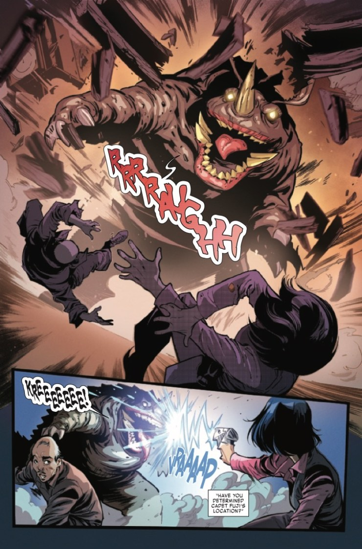 Marvel Preview: The Rise Of Ultraman #3