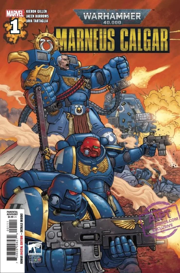 Warhammer 40,000 #1