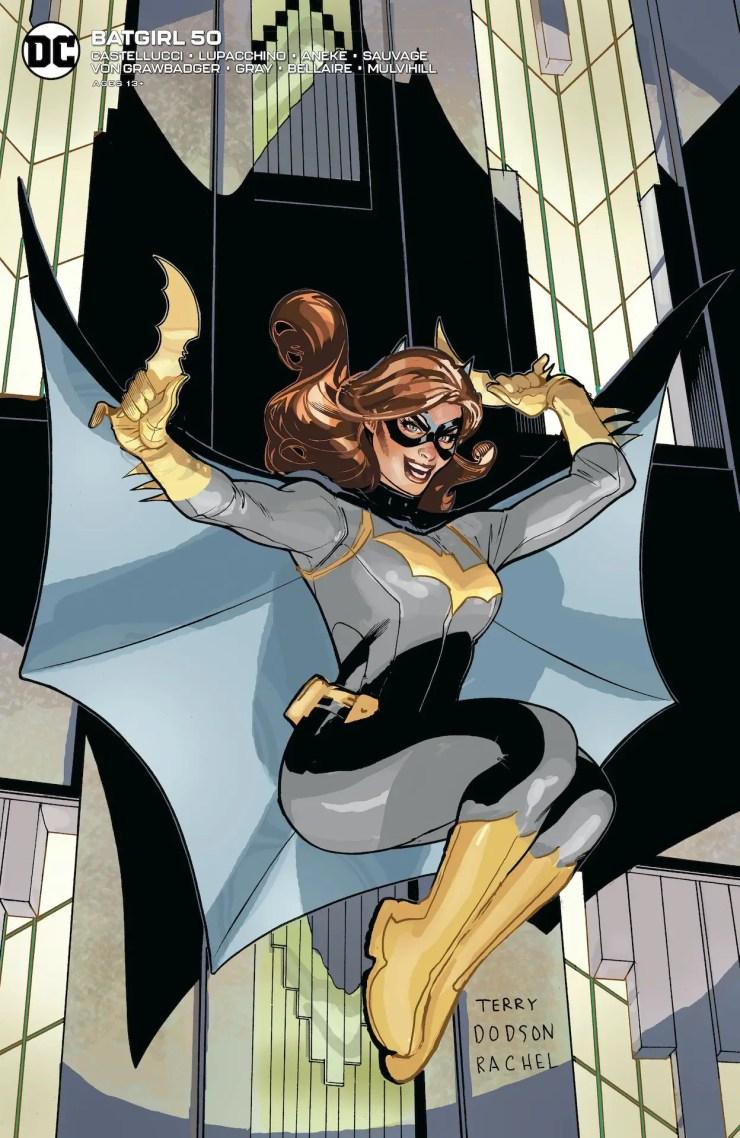 Batgirl #50 preview