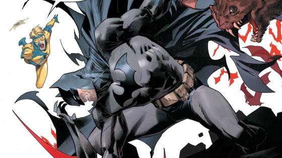 DC Preview: Batman Beyond #48