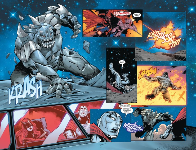 DC Preview: Batman/Superman #13