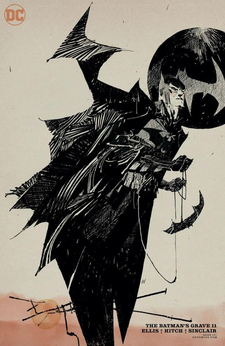 DC Preview: The Batman's Grave #11