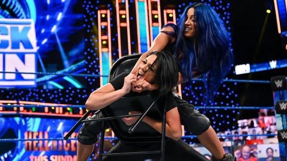 SmackDown's HIAC go-home show brought the smoke