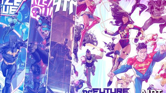 DC Comics reveals DC Future State event: New details and all-star lineup of creators