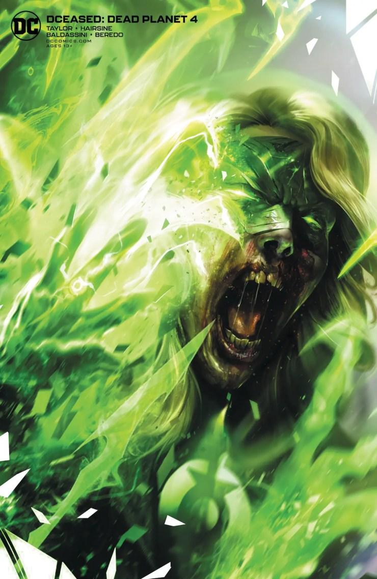 DCeased: Dead Planet #4
