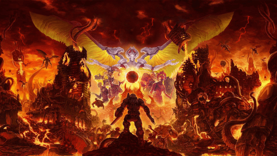 A definitive ranking of the DOOM games' hellscapes