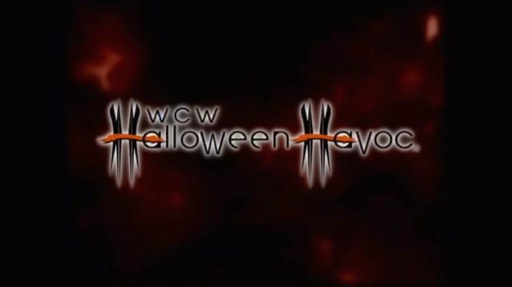 Ranking every WCW Halloween Havoc main event
