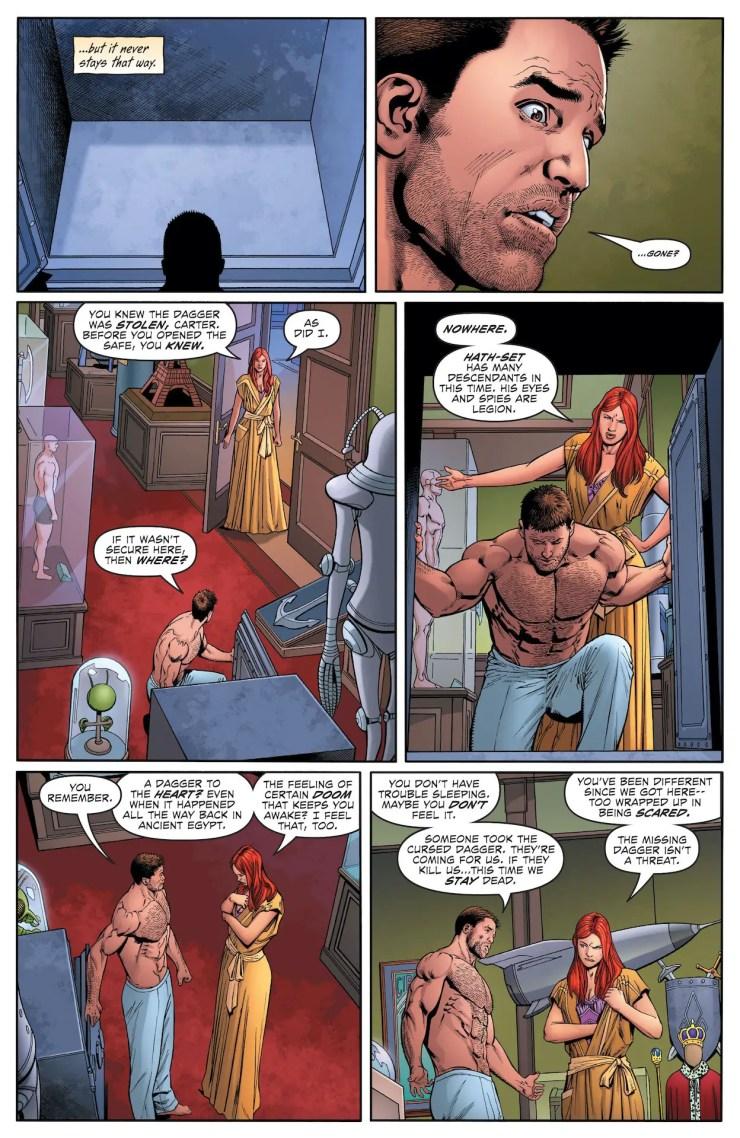 DC Preview: Hawkman #28