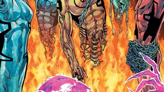 DC Preview: Metal Men #11