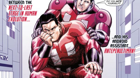'Penultiman' #1 review