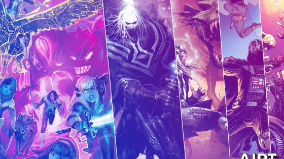 January 2021 Marvel Comics solicitations: It's an Alien takeover!