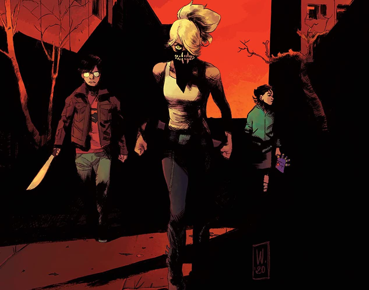 'Something is Killing the Children' #11 review