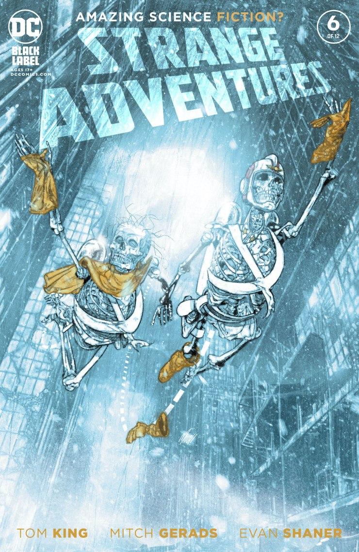 DC Preview: Strange Adventures #6