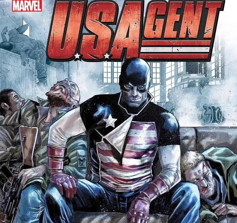 'U.S.Agent' #1 review