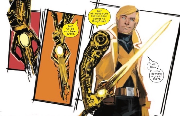 X-Men Monday #81 - Jordan D. White Answers Your X of Swords Weeks 5 & 6 Questions
