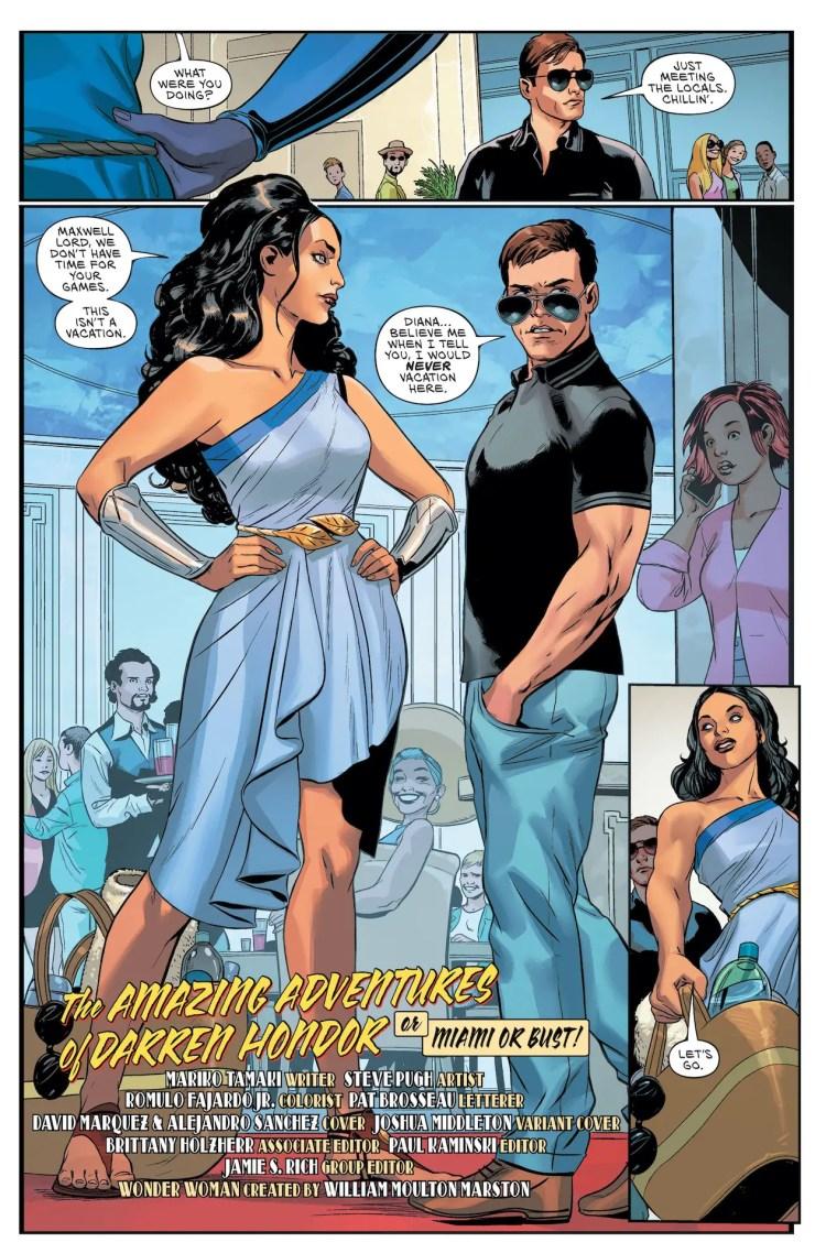 DC Preview: Wonder Woman #764