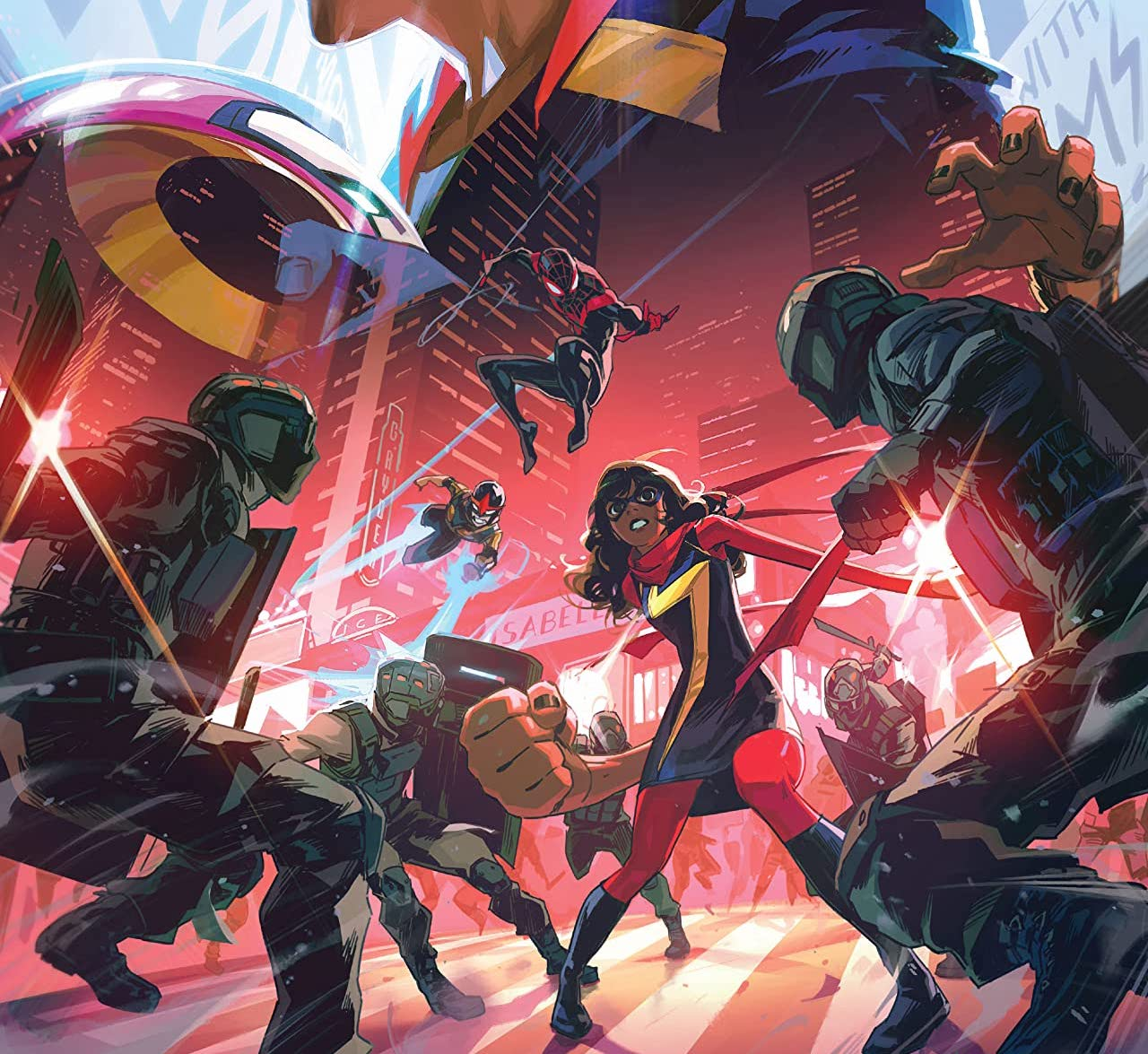 'Champions' #2 review