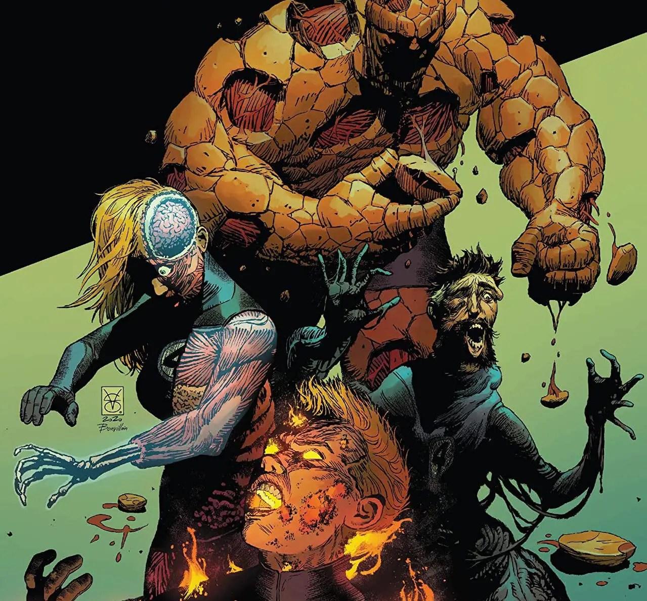 'Fantastic Four: Road Trip' #1 review