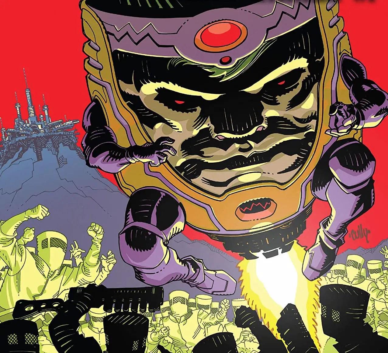 'M.O.D.O.K.: Head Games' #1 review