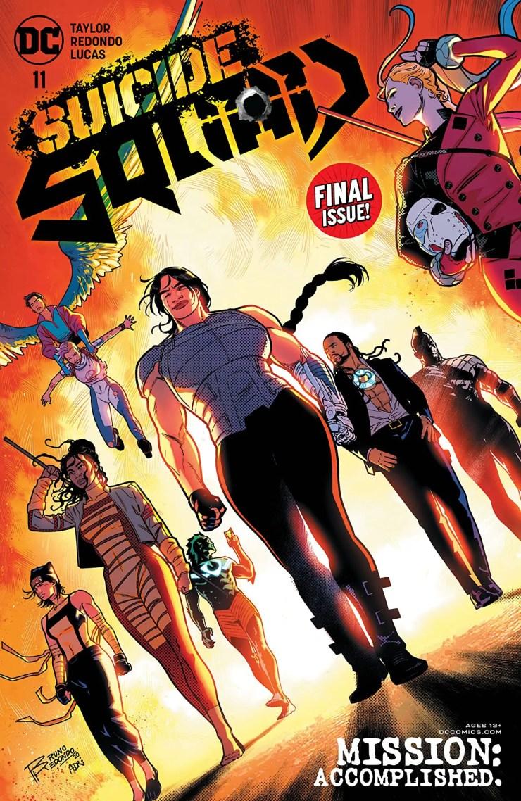 Suicide Squad #11