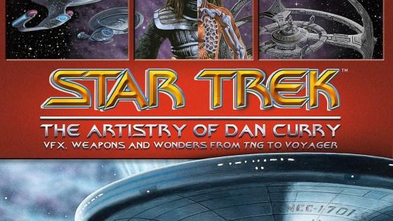 'Star Trek: The Artistry of Dan Curry' review