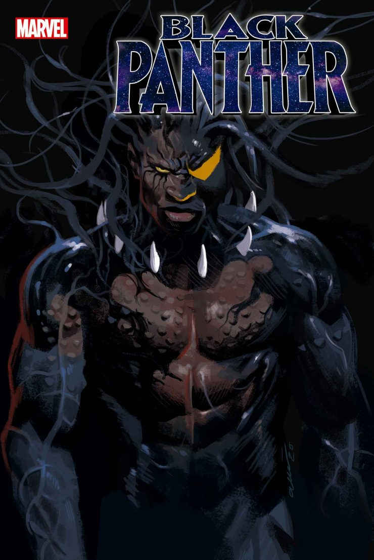 Ta-Nehisi Coates' 'Black Panther' returns this February with issue #23