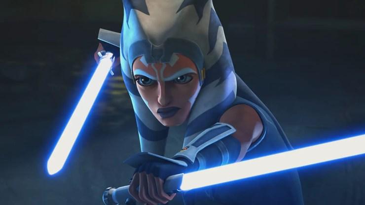 Star Wars: The Clone Wars (Disney+)/ Thankful 2020