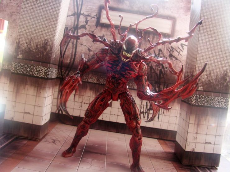 Marvel Select Collectors Edition Carnage