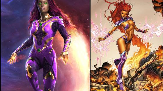 Kenneth Rocafort Red Hood and the Outlaws #1 Starfire costume