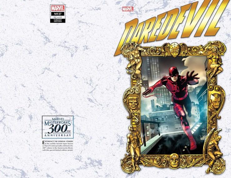 Marvel Masterworks variant cover Ema Lupacchino
