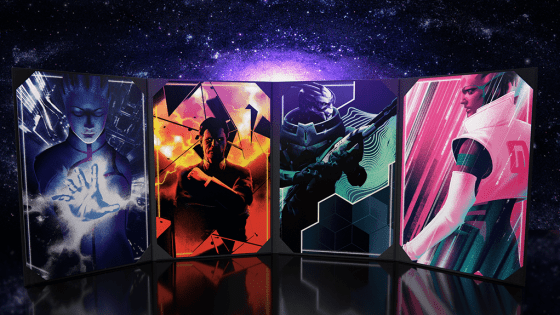 Dark Horse asks you to celebrate N7 Day with 'Mass Effect' products