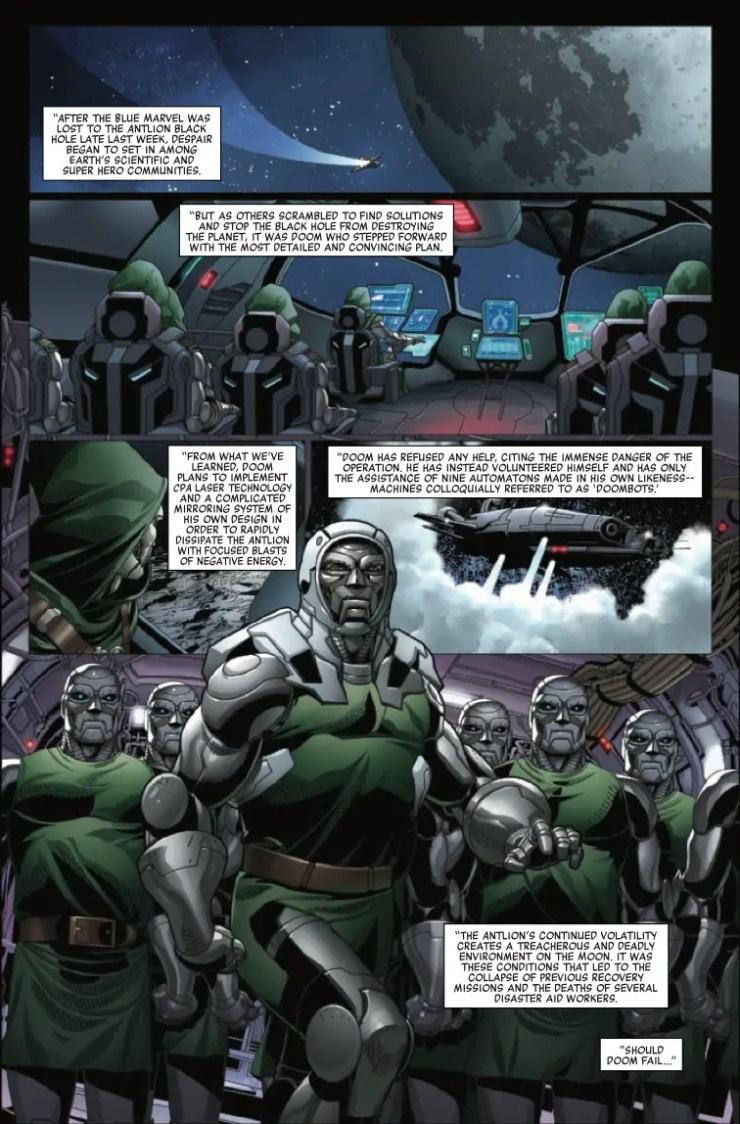 Doctor Doom #9 2020