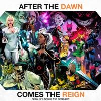 Si Spurrier announces X-Men's next story 'Reign of X' coming December 2020