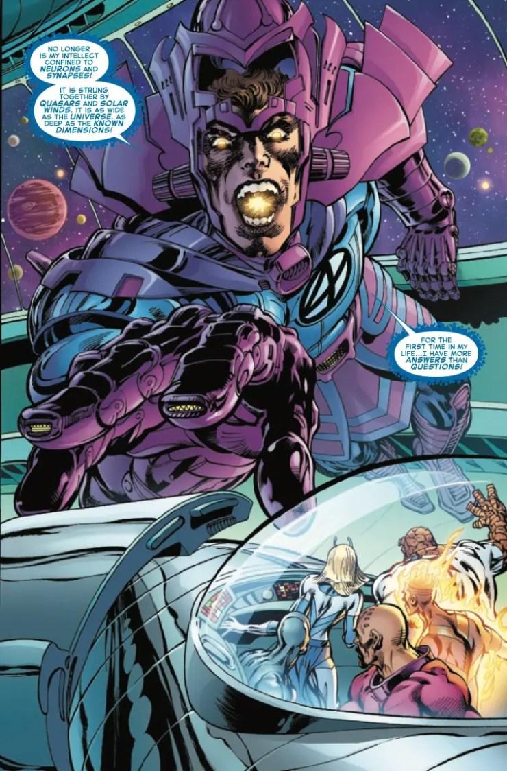 Marvel Preview: Fantastic Four: Antithesis #4