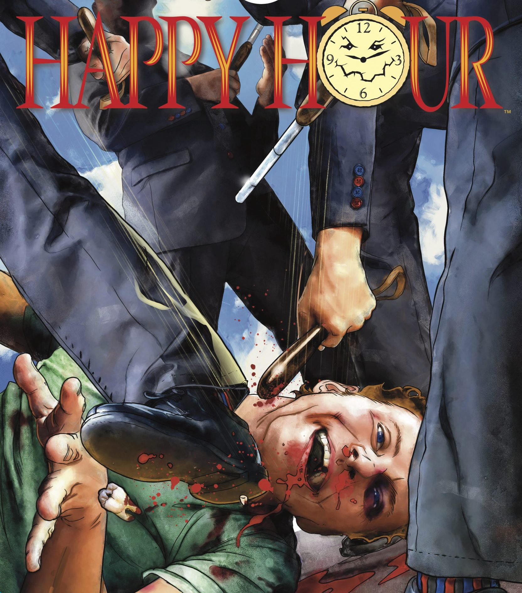 'Happy Hour' #1 review