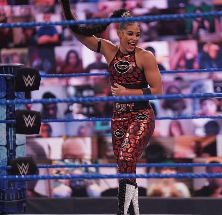 The WWW: Women's Wrestling Wrecap: November 29, 2020