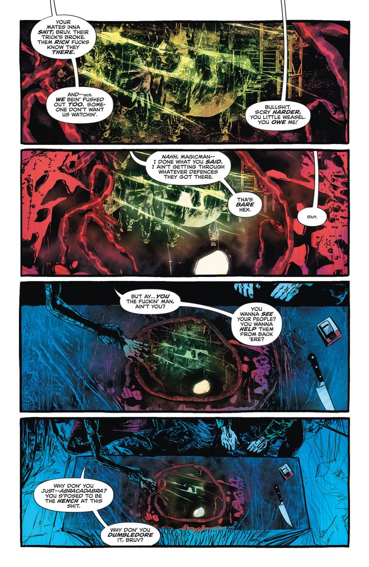 John Constantine: Hellblazer #12