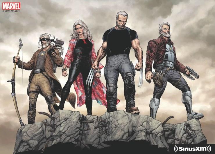 SiriusXM Marvel Entertainment Marvels Wasteland