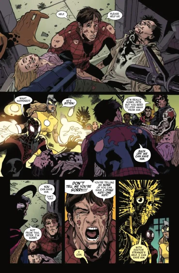 Marvel Zombies: Resurrection #4