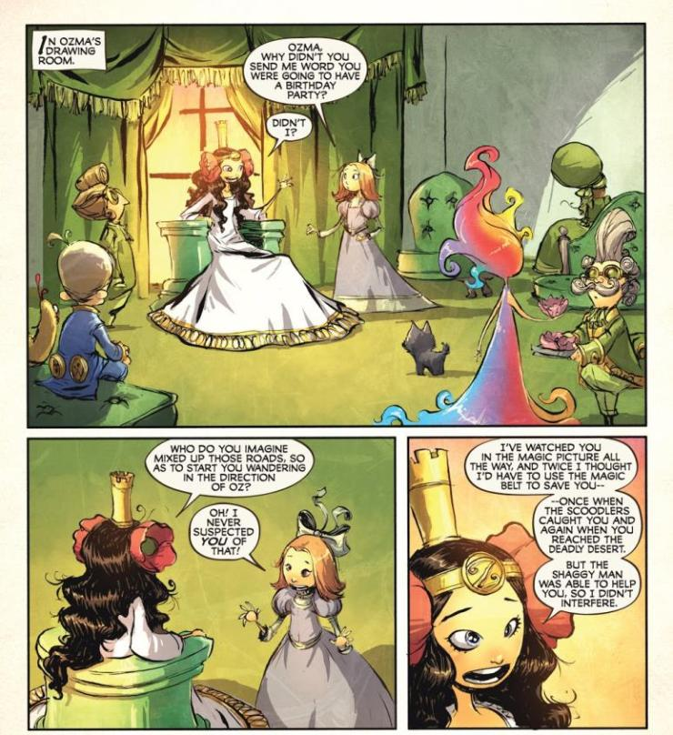 'Oz: The Complete Collection' TPB review