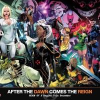 Marvel Comics announces 'Reign of X' for December 2020