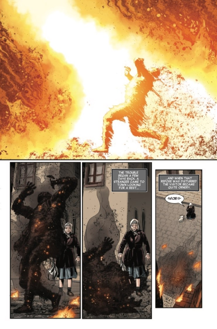 Marvel Preview: Savage Avengers #14
