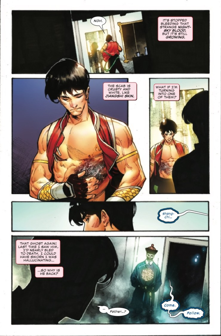 Marvel Preview: Shang-Chi #3