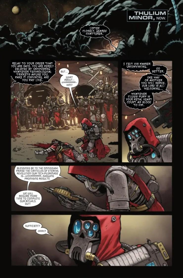 Marvel Preview: Warhammer 40,000: Marneus Calgar #2