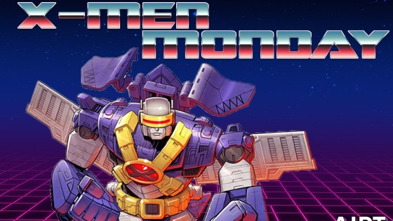 X-Men Monday #84 – David Nakayama Talks the Transformers Collaborative's Ultimate X-Spanse
