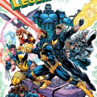 Marvel First Look: X-Men Legends #1 (unlettered)