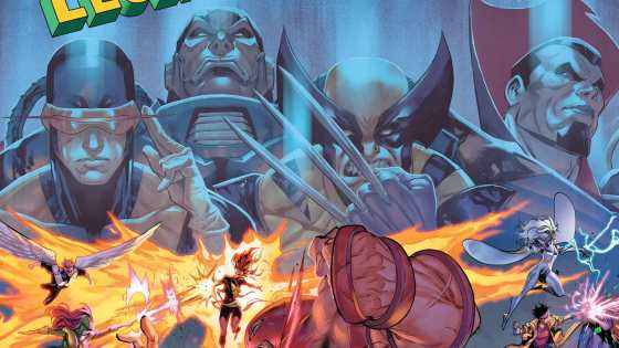 Marvel First Look: Iban Coello's 'X-Men Legends' connecting cover