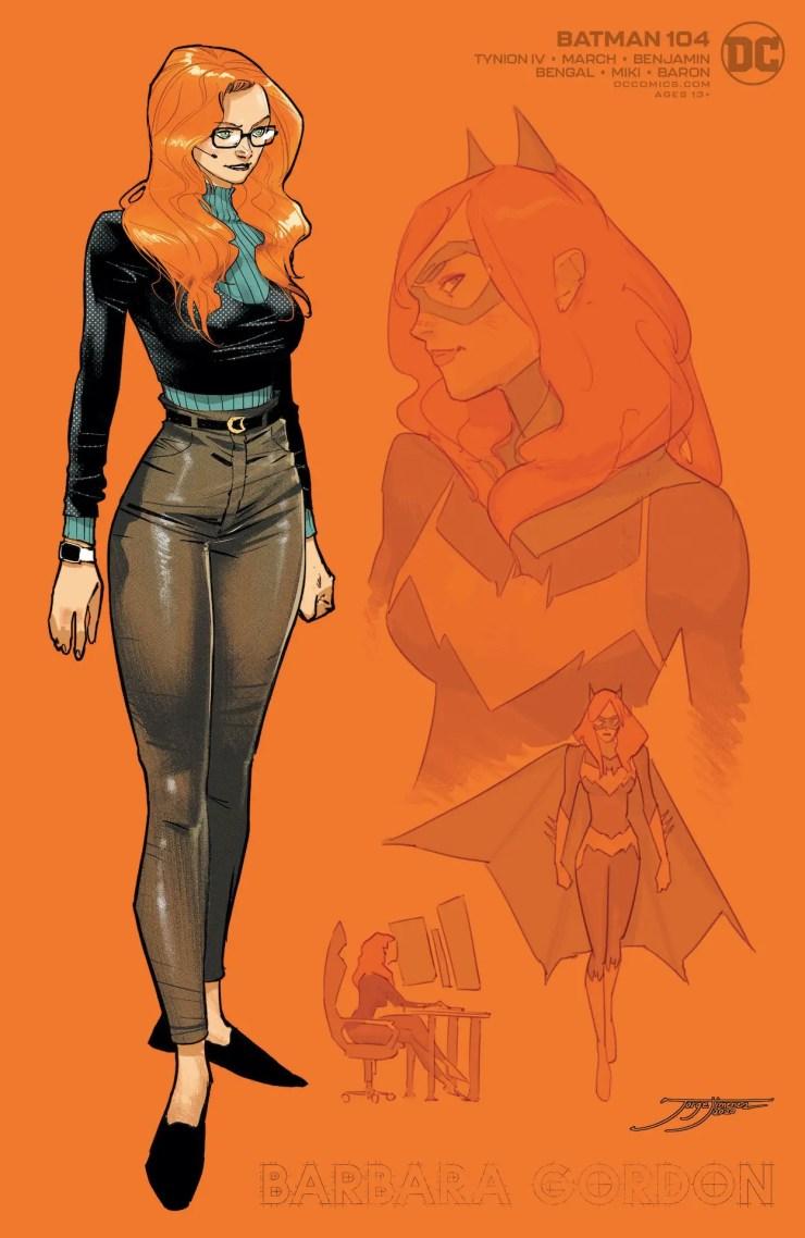 Batman #104 2020