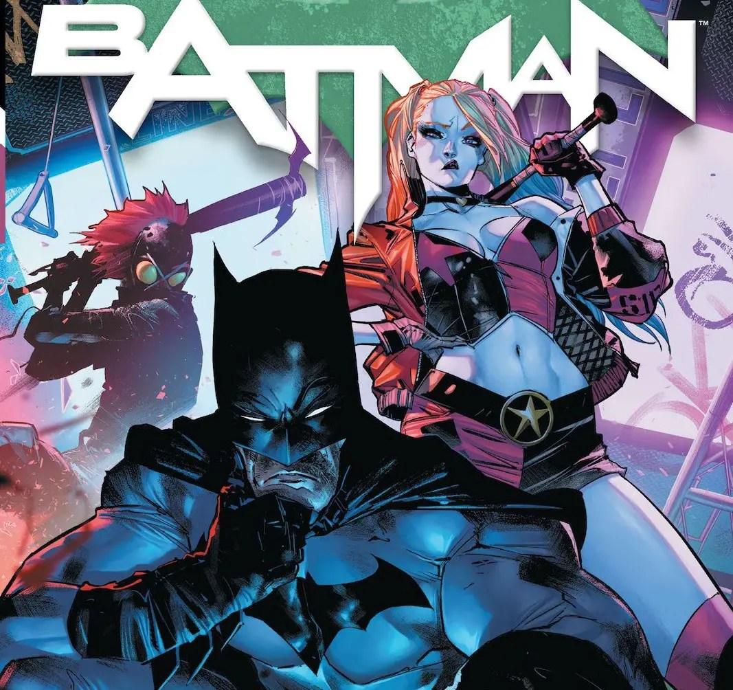 'Batman' #104 review