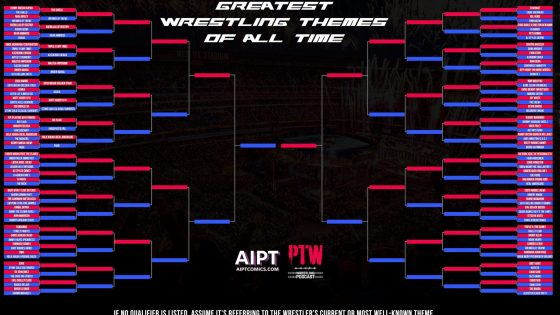 The Greatest Wrestling Themes of All Time: Round 1 B